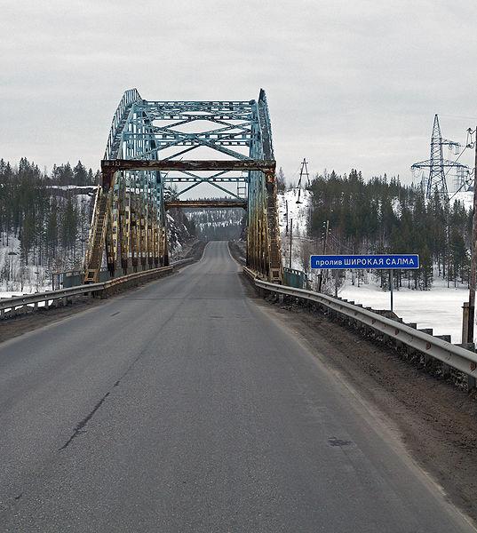 Полмиллиарда на реконструкцию моста