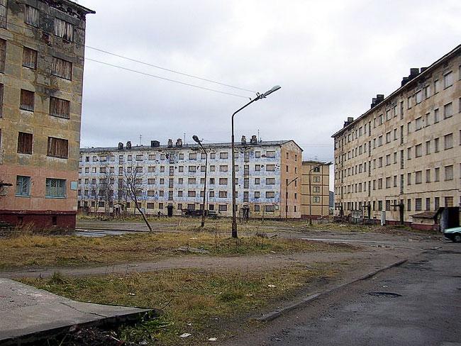 Заозерский автор о расселении ЗАТО