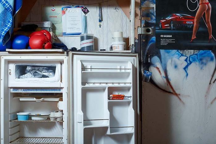 Холодильники абитуриентов