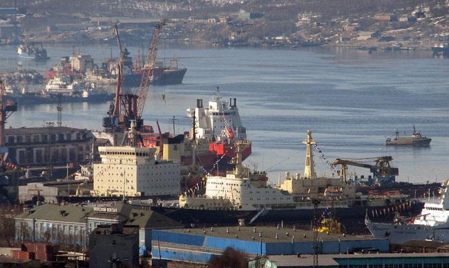 Севморпуть уплывает в Архангельск