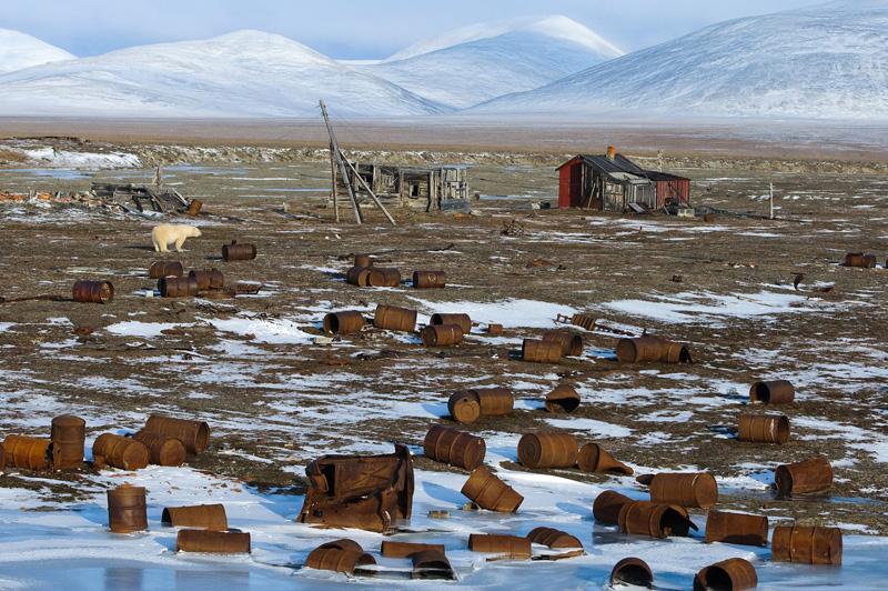 Срач в Арктике