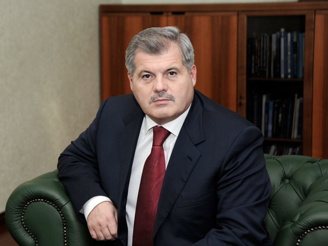 Дмитрий Дмитриенко: «Я – самый большой критик моих подчиненных»