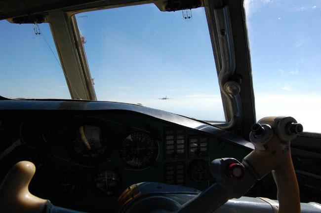 Один день с противолодочными самолётами морской авиации