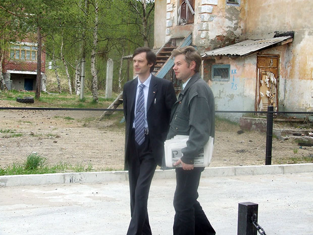 Юрий Ваталин и Олег Рябцев