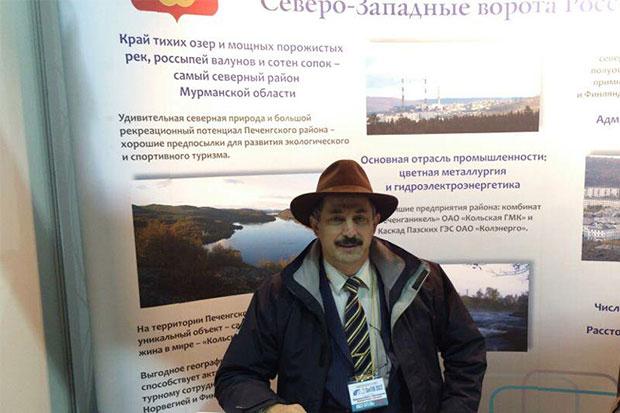 Саварбик Султыгов, заполярный камнеобрабатывающий завод