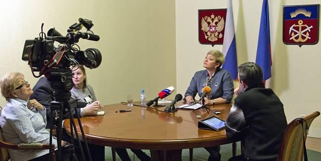 Губернатор Марина Ковтун обозначила планы правительства Мурманской области на 2013 год