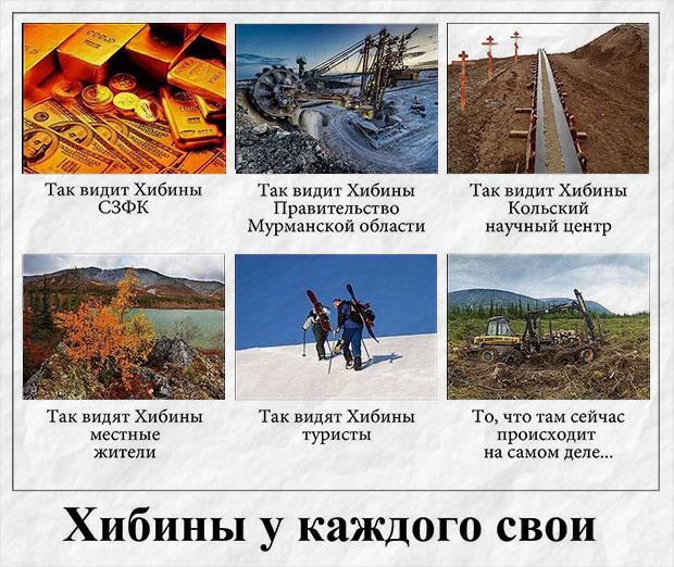 Ни рудника, ни нацпарка