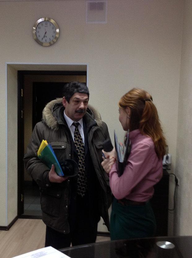 В здание КРЭС-Альянса пришли директора-рейдеры