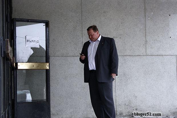 Директор ОАО Апатит и депутат Мурманской облдумы Константин Никитин сменит Андрея Гурьева на посту сенатора