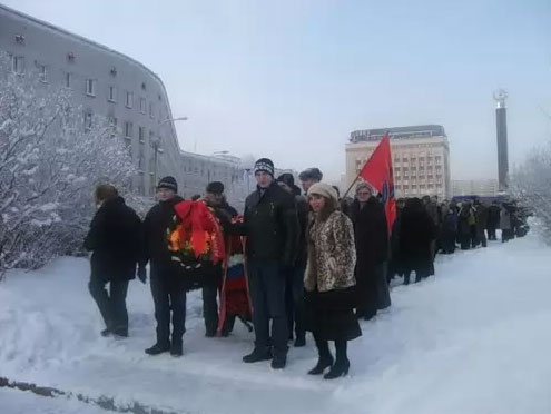 Оленегорцы заговорят в Надежде