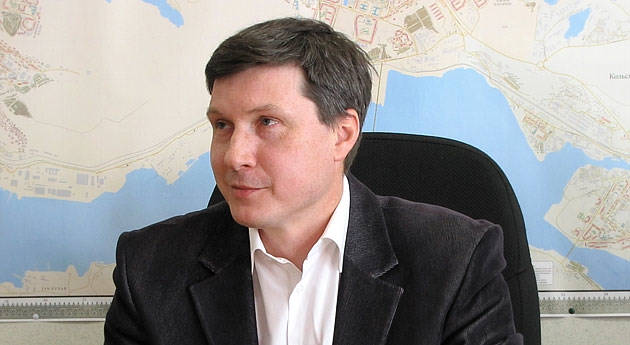 Сергей Скоморохов