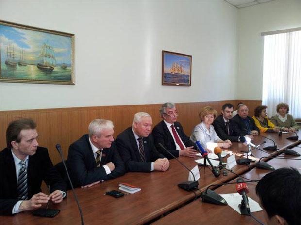 Геннадий Степахно отказался стать заместителем губернатора Ковтун