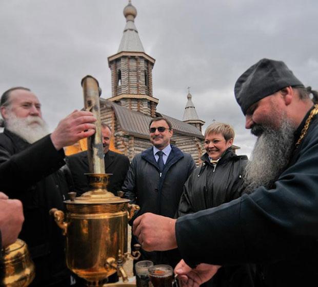 Андрей Гурьев сложил полномочия