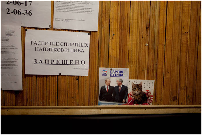 Мурманский народный фронт — ненастоящий
