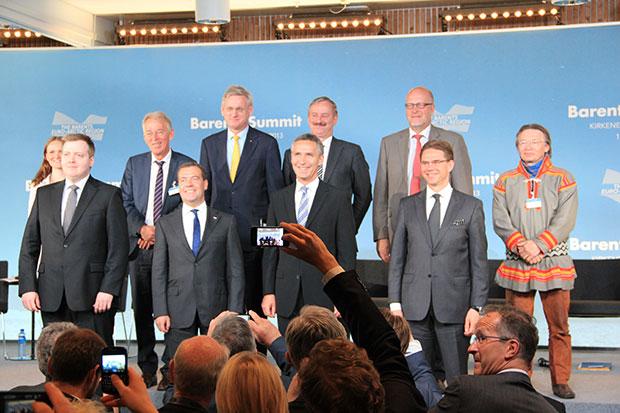 Премьеры утвердили будущее Баренц-региона