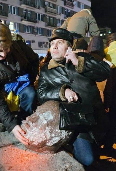 Украинские националисты кошмарят аудиторию Заозерском