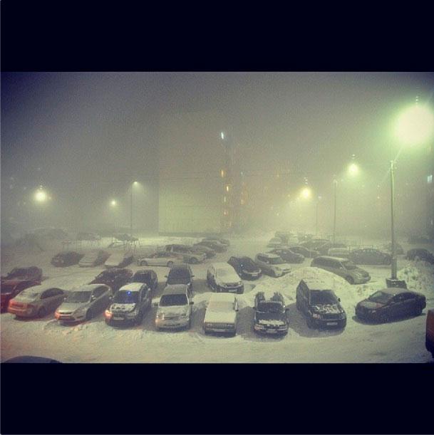 туман-накануне
