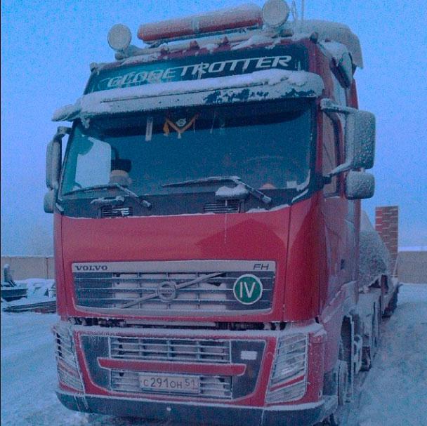 холодный-грузовик