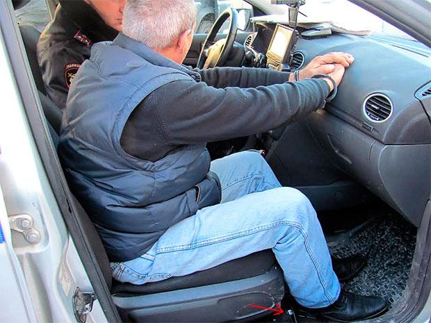 Мурманские полицейские задержали водителя автобуса - наркомана