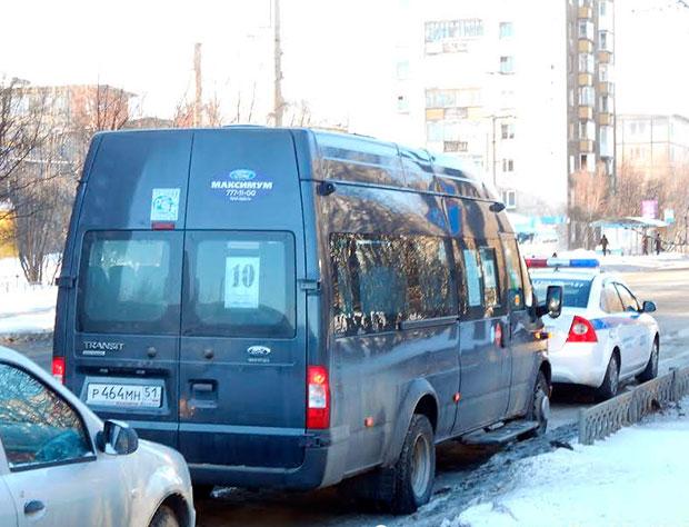 Мурманские полицейские задержали очередного водителя-нелегала