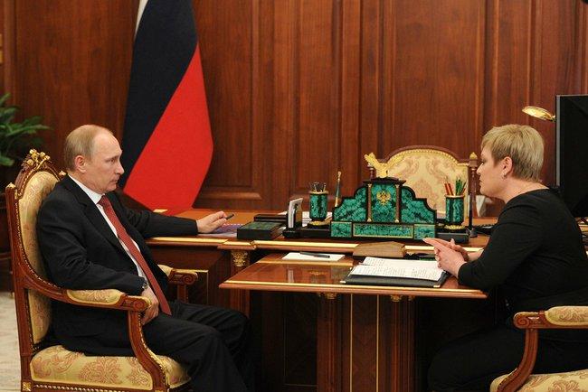 Кремль пустил Ковтун на выборы