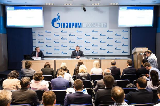 «Газпром» нам только снится