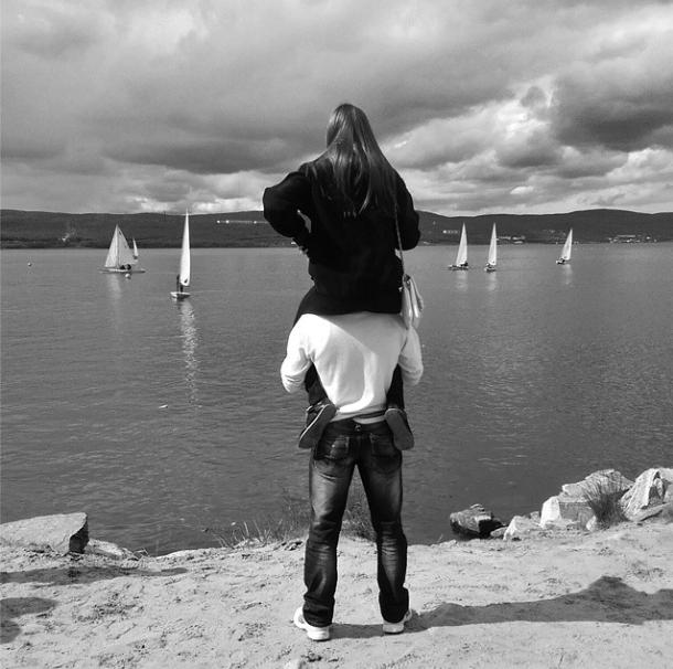 Мурманская миля в снимках Instagram