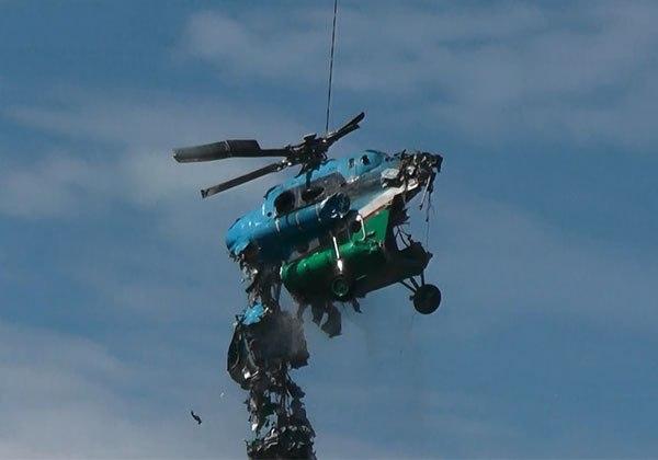Крушение Ми-8. Обновляемый пост