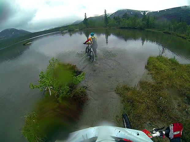 Хибинская 100 км приключенческая велогонка ХФМ2014
