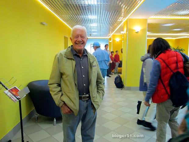 Джимми Картер, Мурманск, поной, сша. президент, рыбалка, серебро поноя
