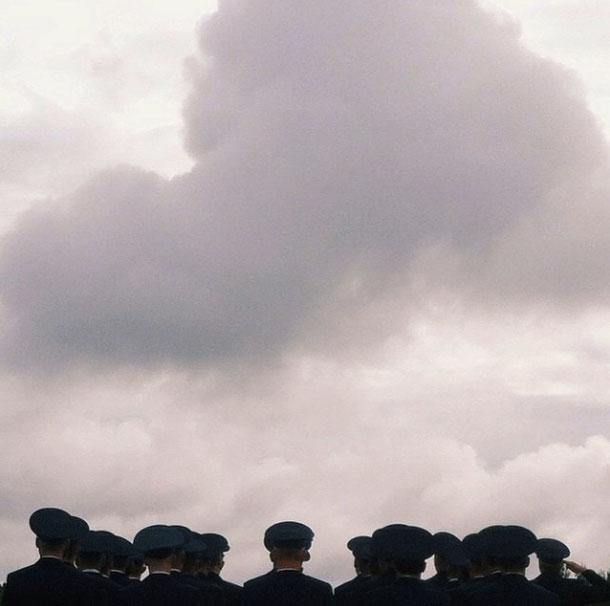 День воздушного флота в снимках Instagram
