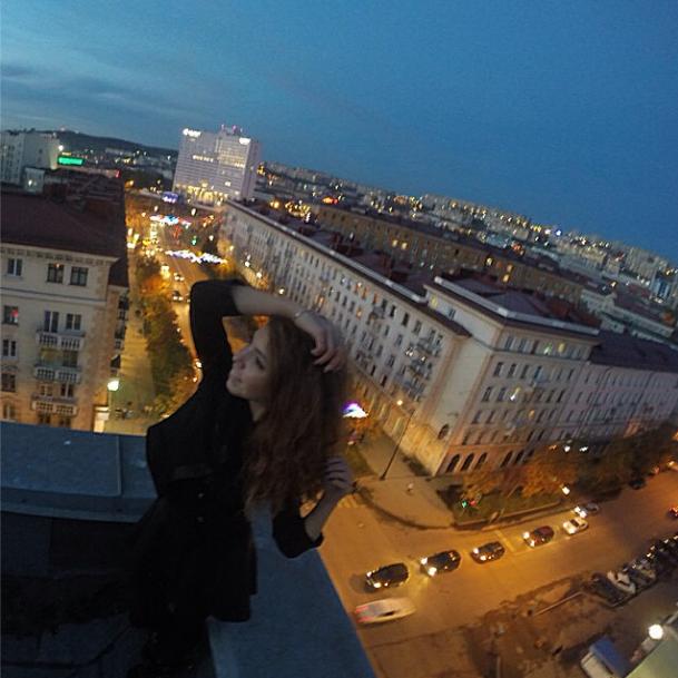 День города в снимках Instagram