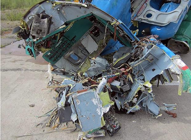Расследование крушения Ми-8 окончено