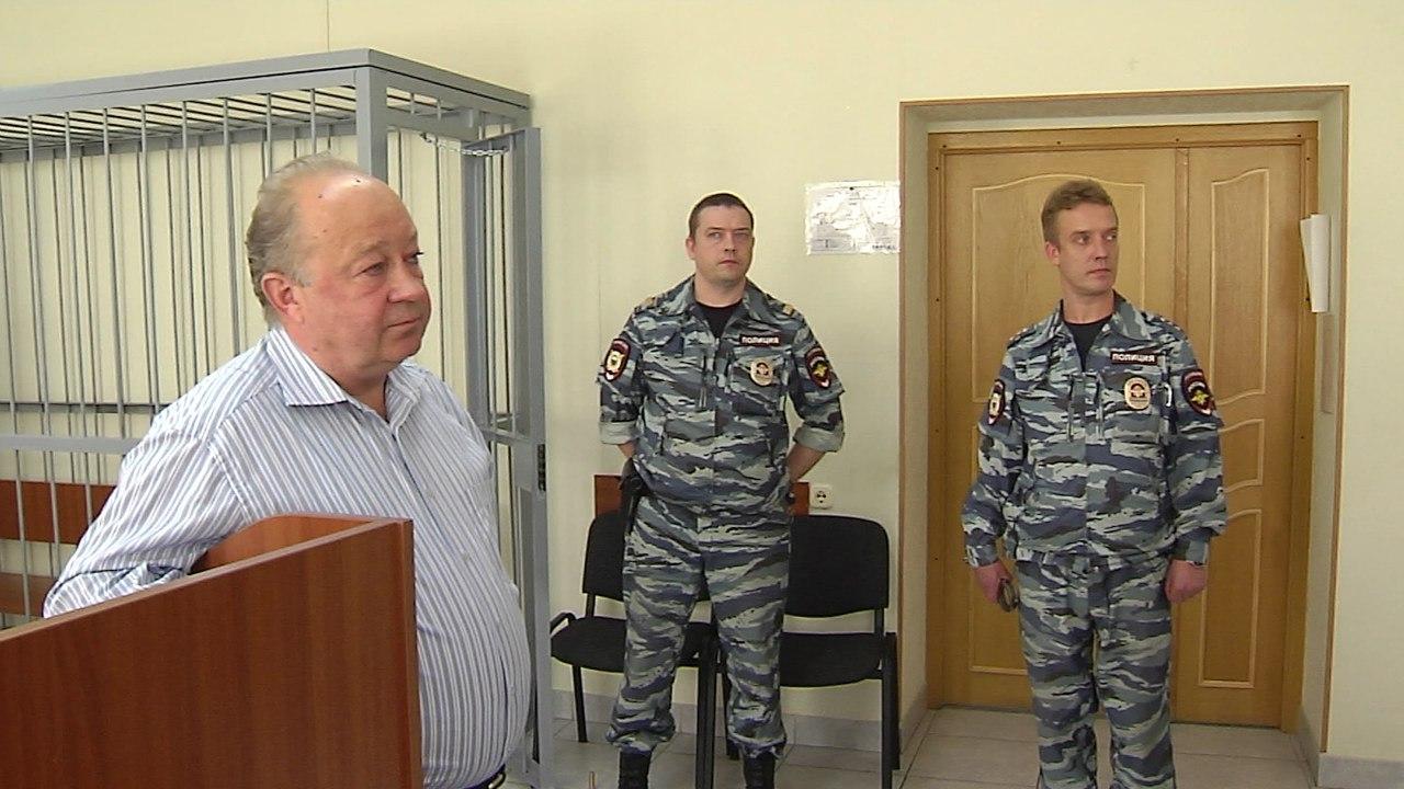 Михаил Егорин сел на три года