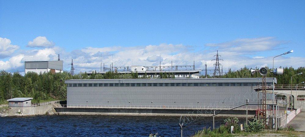Пятничной исторической гидроэлектростройки пост