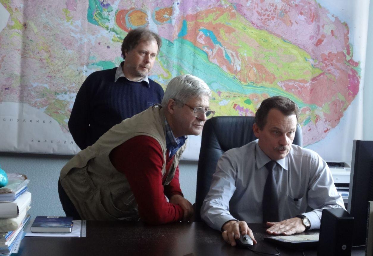 Юрий Войтеховский, КНЦ РАН, Мурманский арктический государственный  университет