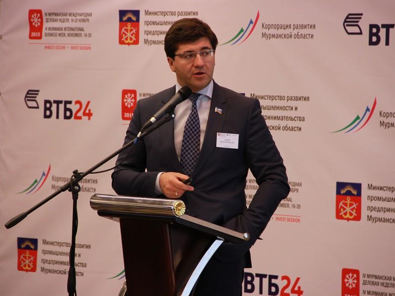 Евгений Никора, Праймериз Единой России в Мурманской области