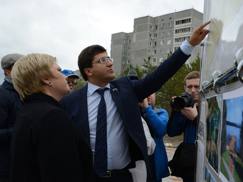 Евгений Никора правительство Мурманской области