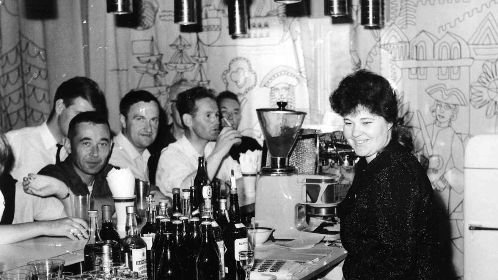 Шпионский бар на советско-норвежской границе