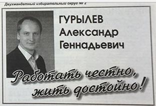Александр Гурылев