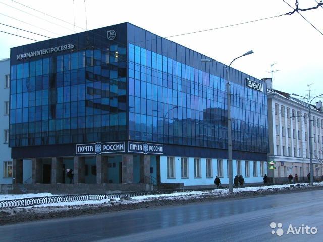 Ростелеком продает два помещения в центре Мурманска