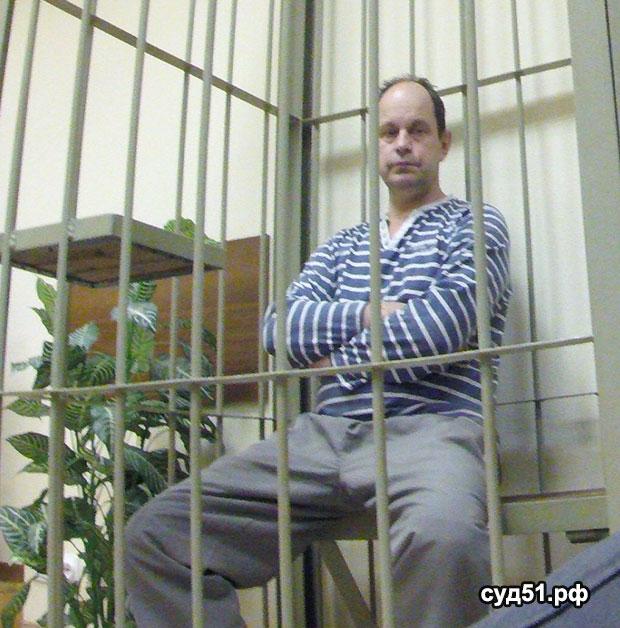Георгий Благодельский Мурманск