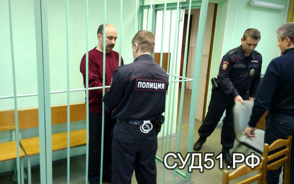 Игорь Бабенко арестован