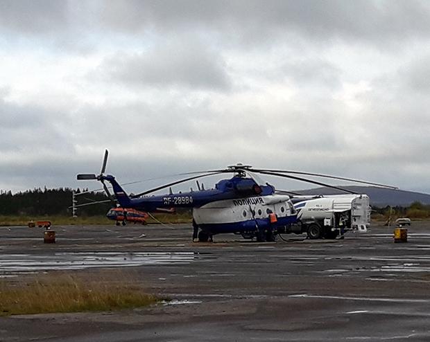 СК возобновил проверку по незаконному использованию полицейского вертолета