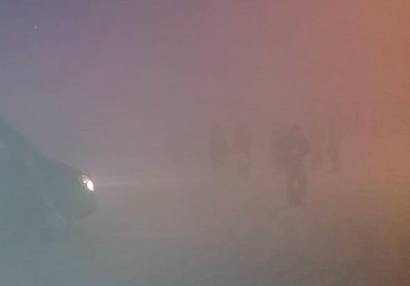 Кольская ГМК в очередной раз травит жителей Мончегорска сернокислым газом
