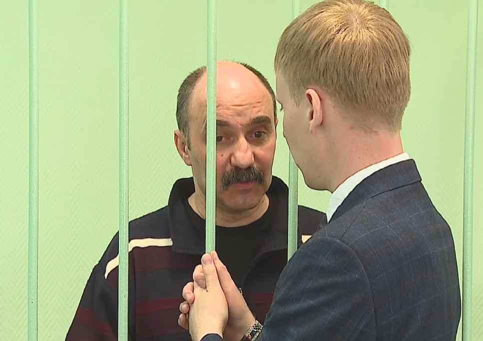 Игорь Бабенко домашний арест
