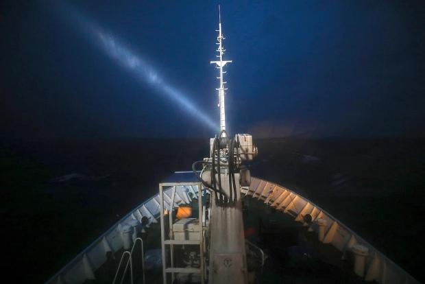 Капитаны тоже переживают: как спасали яхту «Крейсер»