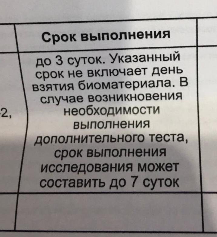 Про тестирование на ковид