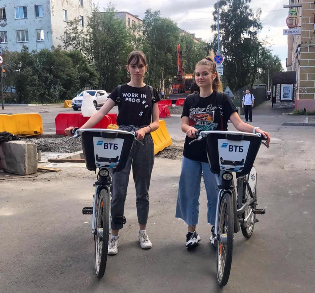 Впечатления от велопроката в Мурманске